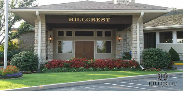 Hillcrest Country Club Entrance